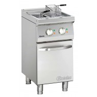 Fritteuse 700, B400, 2x9L