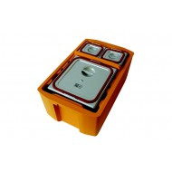 Thermoport 4.0 100 K hybrid , orange