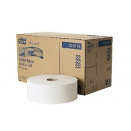 Jumbo Toilettenpapier weiß Advanced
